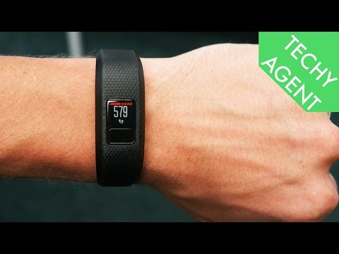 Garmin Vivofit 3 - Fitness REVIEW