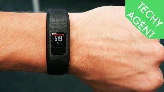 Garmin Vivofit 3 - Fitness REVIEW