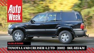 Toyota Land Cruiser 4.2 TD - 2002 - 961.485 km - Klokje Rond