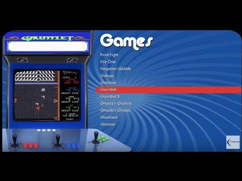 Maximus Arcade Frontend Software Demo