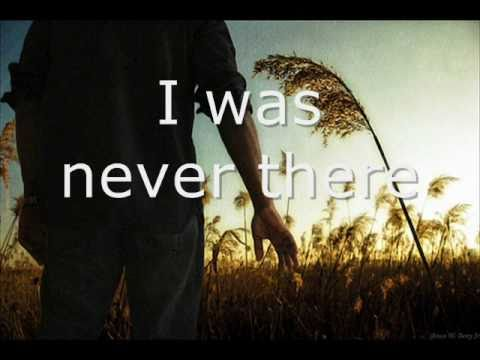 Dawn of Solace - I Was Never There (With Lyrics)