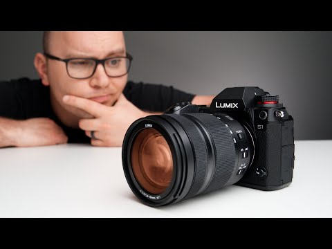 External Review Video THV65OXzSqY for Panasonic Lumix DC-S1 Full-Frame Camera