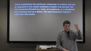 Studies in John - #64: The Fold & The Flock