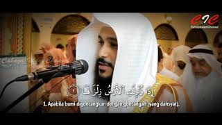 099. AL ZALZALAH (Goncangan) - Syeikh Abdurrahman Al Ausy