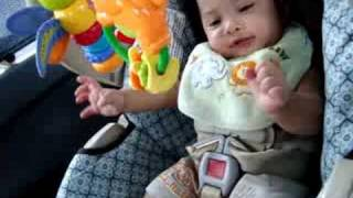 vincent anthony  @ 7mos.
