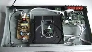 How To Clean an Optical Disc Player