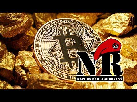 Naprosto retardovaný - Bitcoin, buďte opatrní