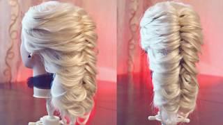 Колосок на резинках - Hairstyles by REM