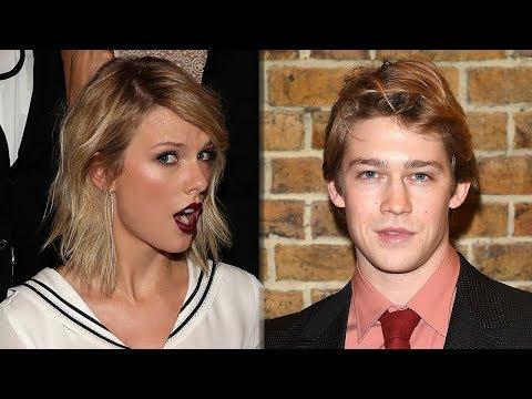 Taylor Swift Makes PUBLIC Declaration of Love to Joe Alwyn In Second