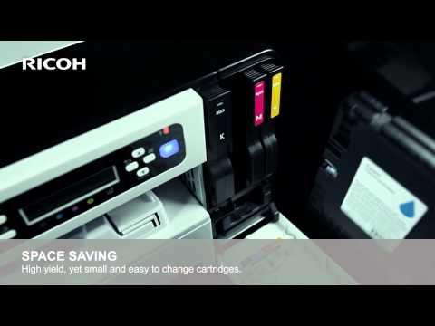 Ricoh SG 3110DNw 980672 A4 GelJet Printer