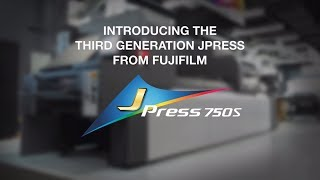 Fujifilm Jet Press 750S, la impresora digital a hojas B2 en color más rápida del mercado