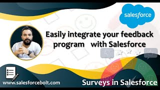 Create Survey in Salesforce | #Feedback Program #Salesforce Tutorials | Mini Project