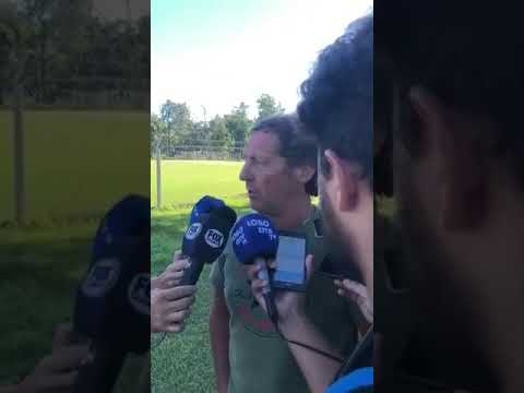 """Pedro Troglio: """"La comisión directiva tomó la decisión de cambiar al técnico"""""""