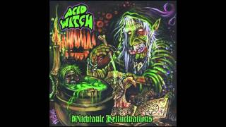 Acid witch - Realm of the wicked