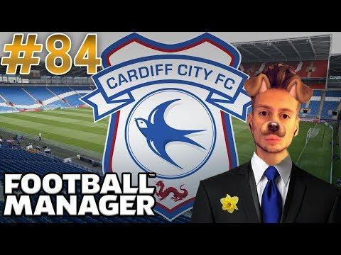 Football Manager 2019 | #84 | FA Cup Semi Final + Juventus Away!
