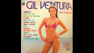 Gil Ventura – Sax Club Number 9 - 1975 - full vinyl album
