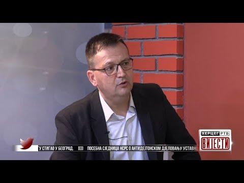 Гост Вијести у 16.30: Жељко Ратковић, директор Дирекције за инвестиције ЕРС-а (ВИДЕО)