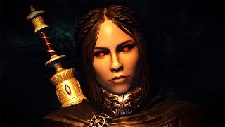 Why Serana Is A GENIUS - Skyrim Dawnguard Lore