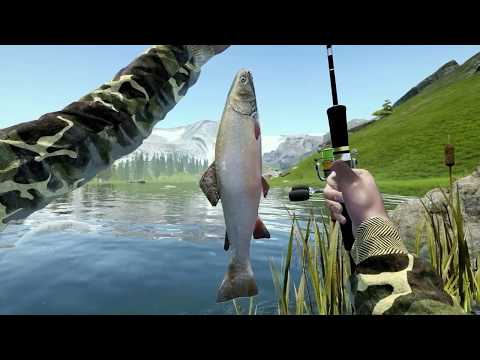 Ultimate Fishing Simulator - Gameplay Trailer #1 thumbnail