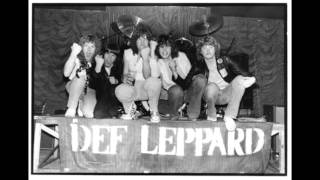 Def Leppard - You Got Me Runnin' Barcelona 1981 (Rare)