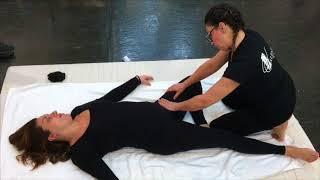 Il massaggio Thai