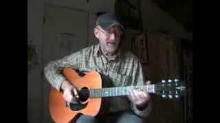 Jim Bruce Blues Guitar - Death letter Cover of a Son House Original