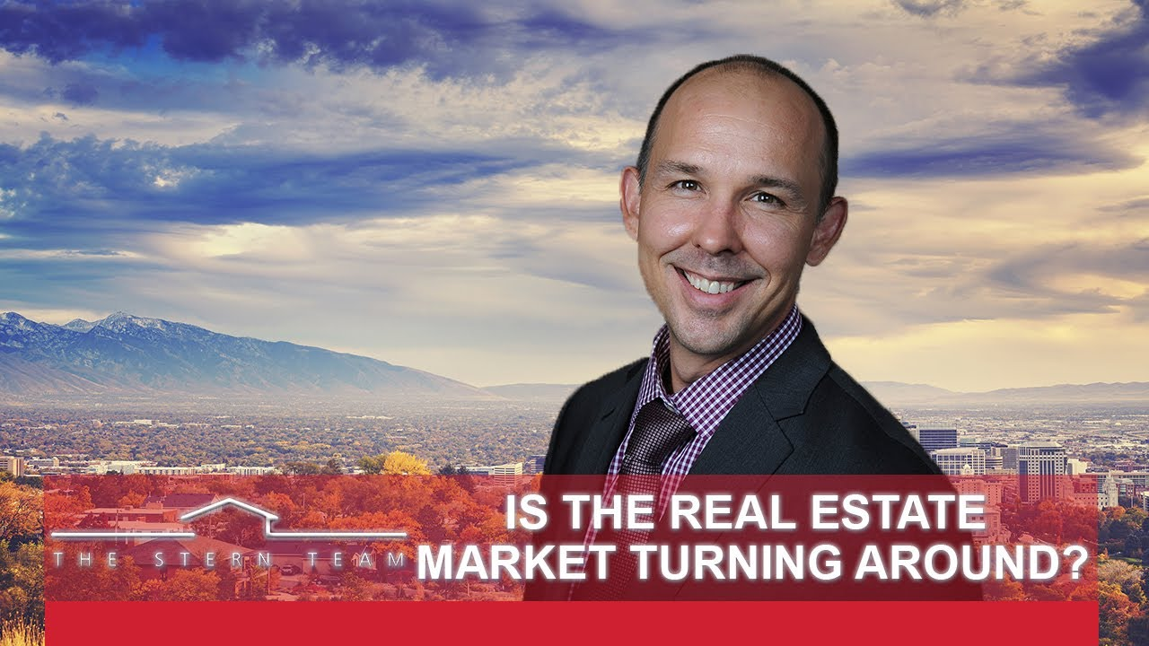 Is the Real Estate Market Turning Around?