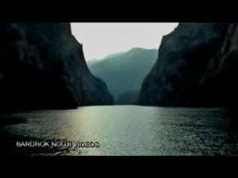 Lago di Koman , Albania