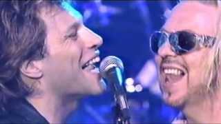 """MIDNIGHT IN CHELSEA"" & ""DESTINATION ANYWHERE"" J. Bon Jovi (London 1997) HD"