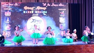 Baby Vuvu Everybody Dance Now | Hey Mr DJ | PSY GANGNAM STYLE | Kids Dance | Step2Step Dance Studio