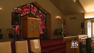 Jewish Synagogue In Alameda Increases Security After Recent Hate Crime