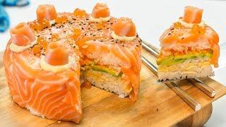 Sushi Cake!!!