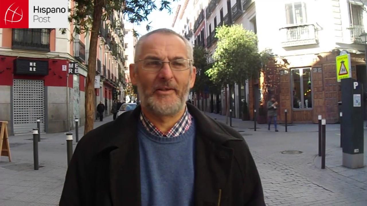 Venezolano guía recorrido que realizó Simón Bolívar en Madrid