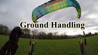 Paragliding Tutorial 02-1: Ground Handling additions tips