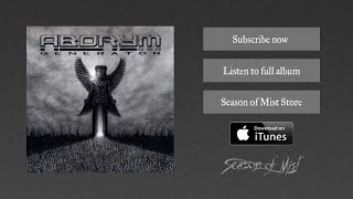 Aborym - Suffer Catalist