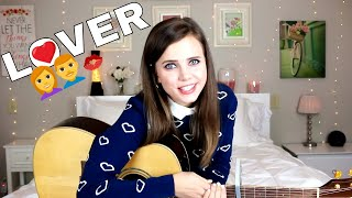Taylor Swift   Lover Remix Feat. Shawn Mendes (Acoustic Live Cover)