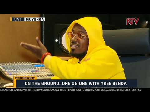 One on one with Ykee Benda | MORNING AT NTV