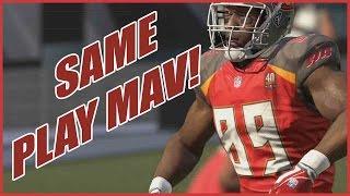 SAME PLAY MAV!! - Madden 16 Ultimate Team | MUT 16 XB1 Gameplay