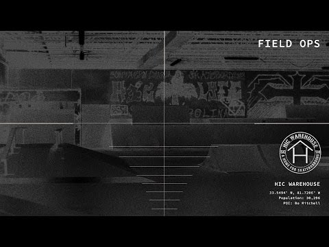 HIC Warehouse - Field Ops