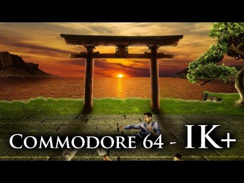 Oglądaj: International Karate + IK+ - Commodore 64 - photoshop remastering