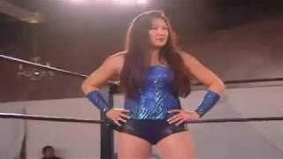 Rayna Von Tosh Vs Malia Hosaka   Women Wrestling