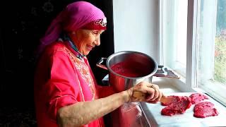 Самая вкусная яблочная пастила -рецепт от супер-бабушки. babushka
