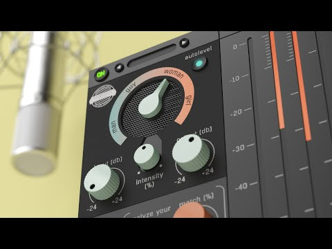 United Plugins Voxessor: enhance your voice-overs with a few simple controls