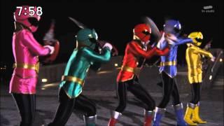 Trailer of Kaizoku Sentai Gokaiger vs. Space Sheriff Gavan: The Movie (2012)