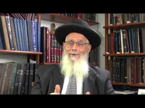 הרב יעקב אריאל מספר על ימית וגוש קטיף