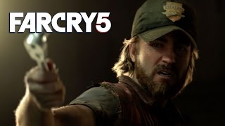 Far Cry 5 - Character Vignette: Nick