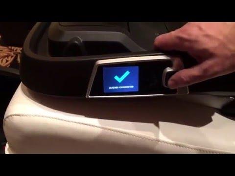 4moms Self-Installing Car Seat Demo