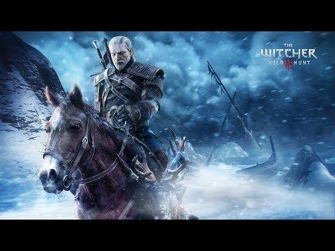The Witcher 3 (Gryfí Stezka) livestream part 2