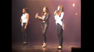 Regine/Donna/Mikee - I Can Cover by Alyssa Grace/Nicole/Tiffanie