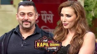 Iulia Vantur FINALLY ACCEPTS Being In Love With Salman Khan  Kapil Sharma Show